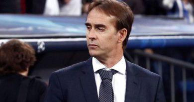 Real Madrid sustituye a Lopetegui por Conte