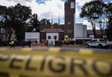 Detenido segundo implicado en ataque a Escuela General Santander.