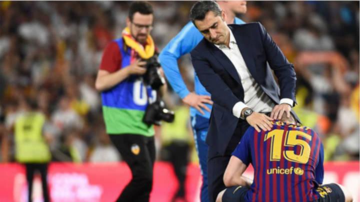 El fin de Valverde, a pesar de los logros obtenidos. ya no alienta a los ganadores
