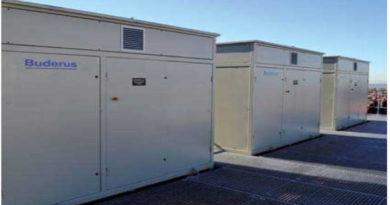 Equipos autónomo para calefacción soluciones para el ambiente.