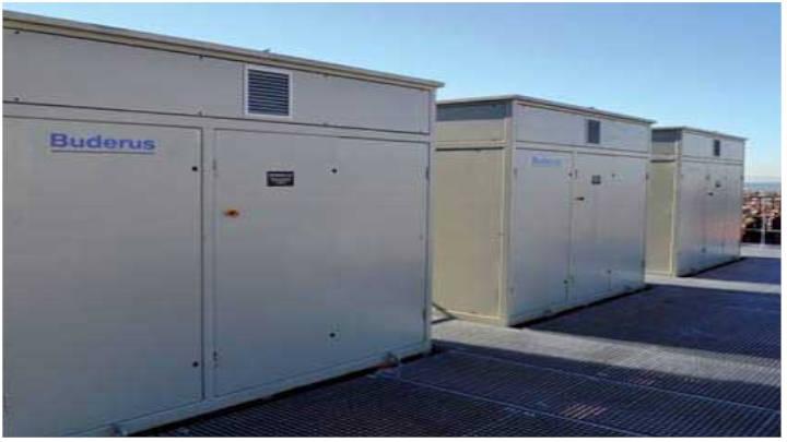 Equipos autónomos, soluciones externas para la sala de calderas