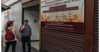 Acceso a la educación para los jóvenes mexicanos.
