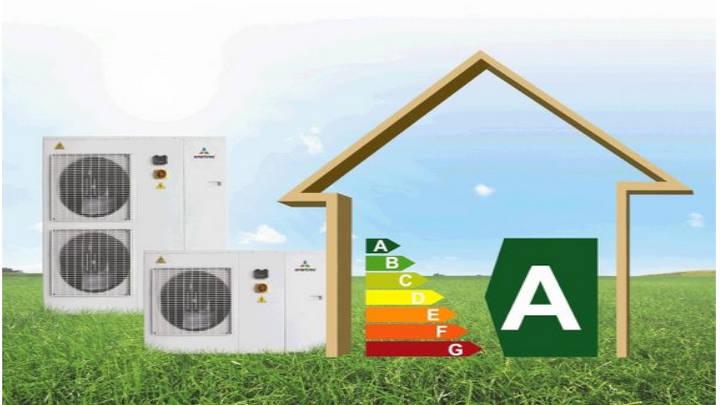 La combinación ideal para la eficiencia energética en calefacción: Bomba de calor aerotérmica y radiadores. ecologico 100%