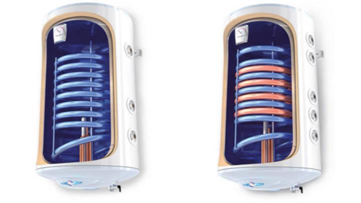 Termos eléctricos con dos intercambiadores de calor ideales para lugares de mayos demanda de agua caliente