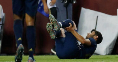 La desolación invade al Real Madrid ante lesión de Asensio