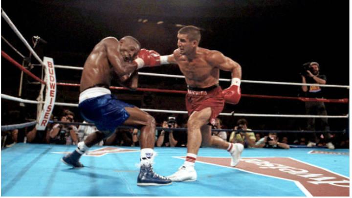 Murio atropellado el boxeador Pernell Whitaker