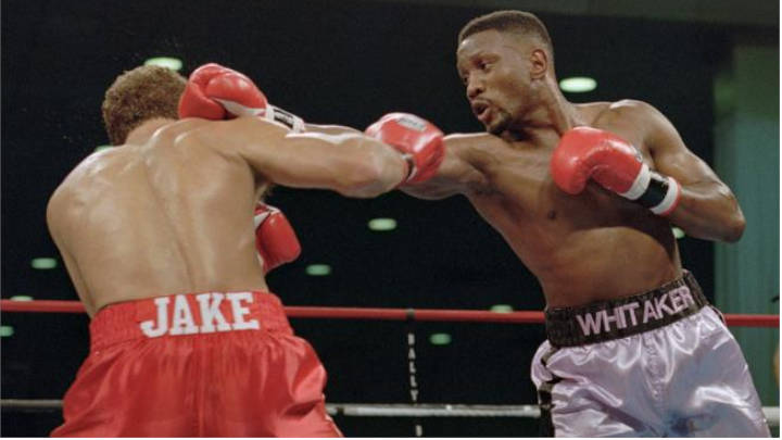 El mejor boxeador de su tiempo, Pernell Whitaker murió atropellado.