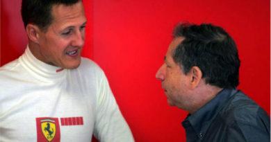 El actual presidente de la FIA asegura la pronta recuperación del piloto