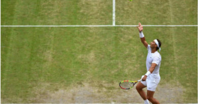 Nadal quedó para jugar con Federer en los cuartos de final, siguen las sorpresas