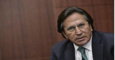 Toledo fue detenido en EE:UU por caso de Odebrecht