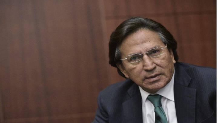 Ahora le toco al expresidente peruano, Toledo, cayó por Odebrecht
