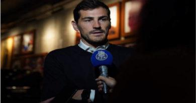 """""""Hare la conexión entre el equipo y el club"""" aseguro Casillas, vía Twiter"""
