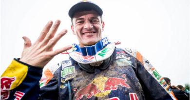 Marc Coma, el pentacampeón junto a Fernando Alonso en el Dakar 2020