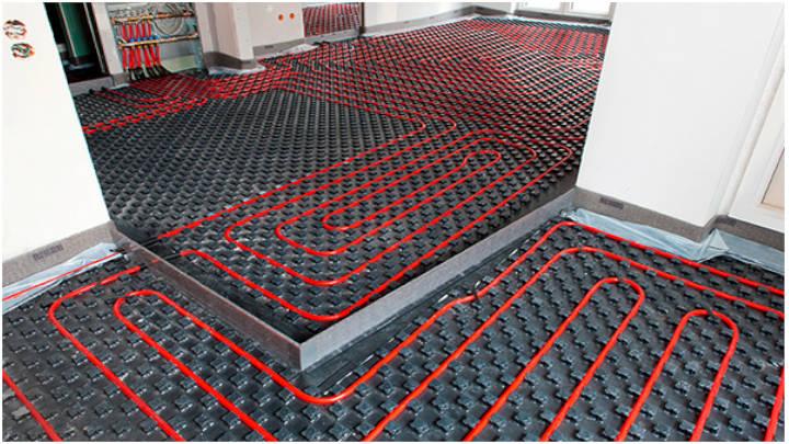 La innovación en suelos radiantes como sistema de calefacción