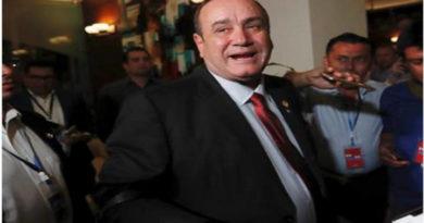 El presidente electo unido para el desarrollo de la zona fronteriza