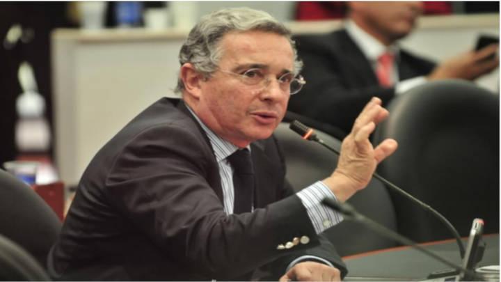 Uribe reafirmó su posición ante el tema de las Farc