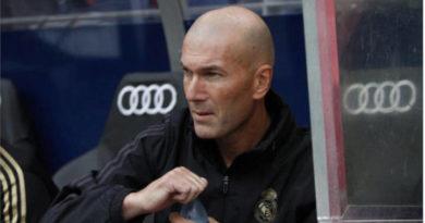 """Zidane formó un """"equipazo"""" en esta temporada"""