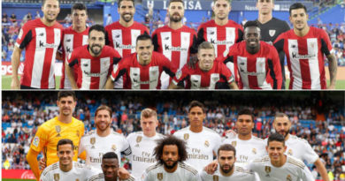Athletic y Real Madrid líderes de La Liga sin usar fichaje