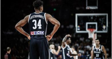 La salida de Grecia, rsultó una gran sorpresa, para el mundial de baloncesto 2019