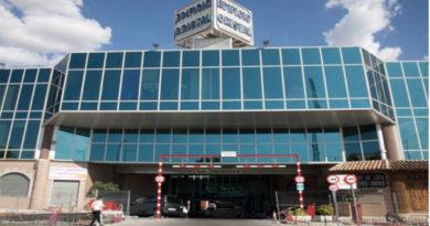 Edificio Cristal donde fue hallado el cuerpo del alto funcionario