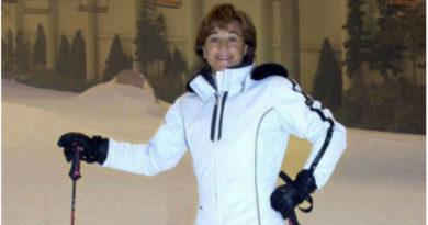 Blanca Fernández Ochoa, campeona olímpica de esquí , fue hallado a 20 metros del camino