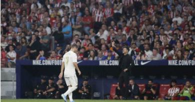 Hazard no mostró su brillo en el encuentro