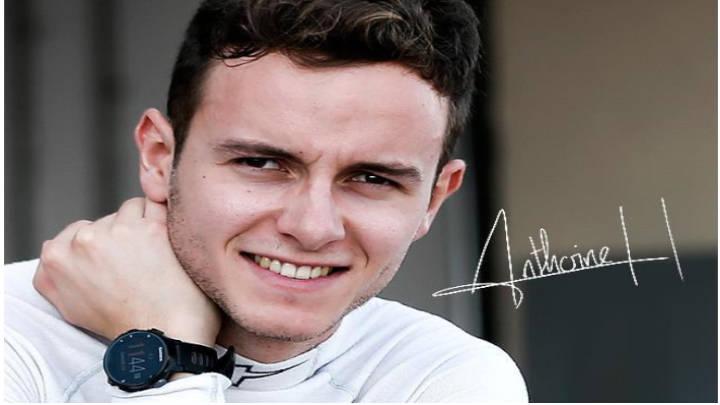 El joven Anthoine Hubert joven promesa del automovlismo muere a la edad de 22 años
