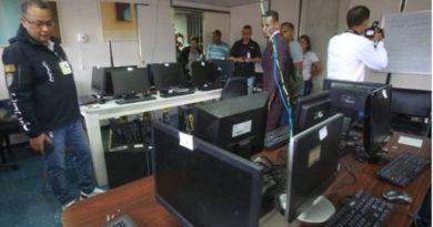 Laboratorio de pornografia inhabilitado por el CICPC