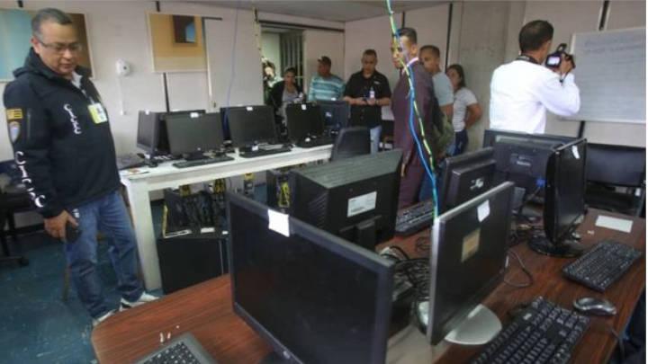 Inhabilitan dos laboratorios cibernéticos de pornografía