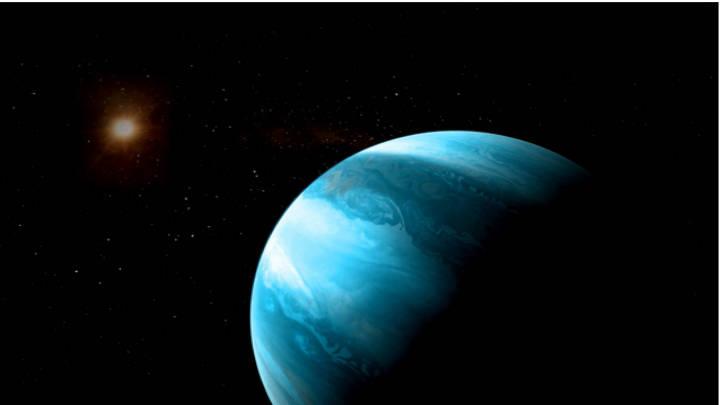"Un planeta gigante detectó ""Carmenes"""