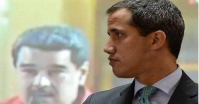Juan Guaidó recurre a la OEA para la aplicación del TIAR