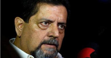 Edgar Zambrano, vicepresidente de la Asamblea Nacional