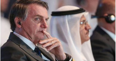 A Bolsonaro no le causa gracia en lo más mínimo el triunfo de Fernández