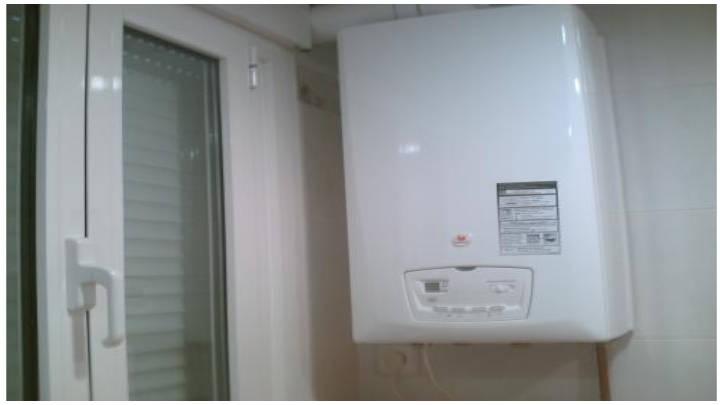 Las calderas son sistemas eficientes y ahorradores de energía