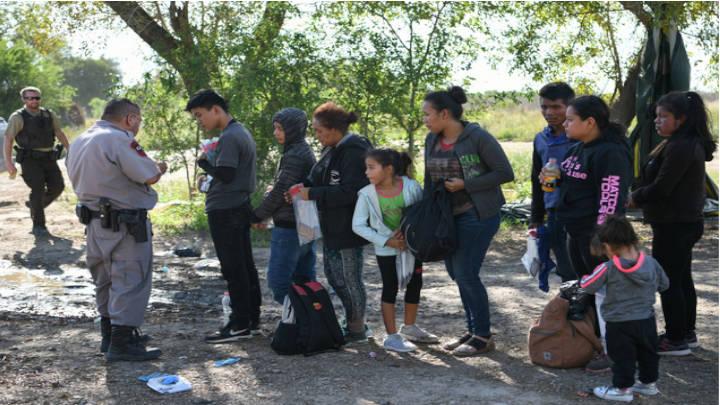 EEUU detiene a casi un millón de inmigrantes