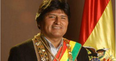 Evo Morales, presidente de Bolivia por casi 14 años