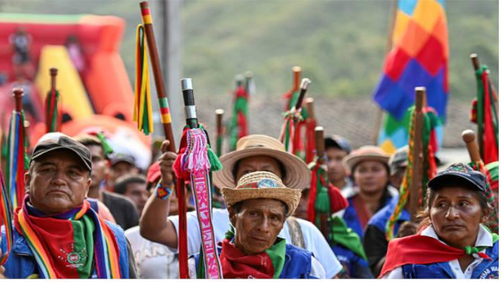 Defensoría del Pueblo habló sobre el estado de idefensión del pueblo indígena