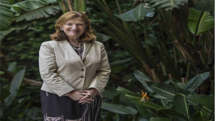 Nora Lustig, economista mundial, opina sobre sociedades equitativas