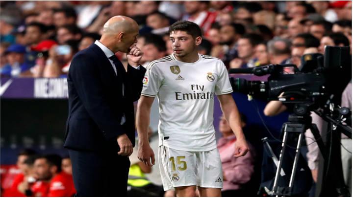 Zidane logró tener un Pogba personal.