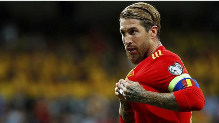 Sergio Ramos quiere ser invencible