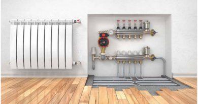 Radiadores y suelo radiante, opciones válidas para calefactar un recinto