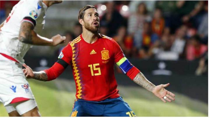 Sergio Ramos en el dilema de su vida