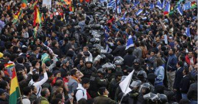 La generación de dos bandos extremos en un país tristemente dividido