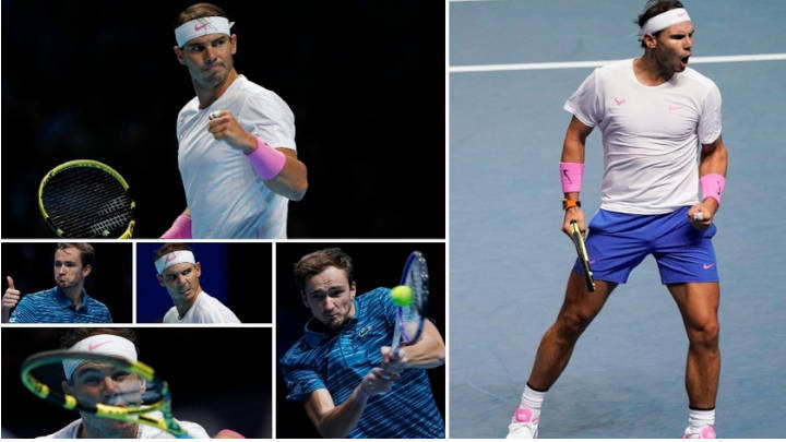 Gana Nadal y Djokovic se obliga con Federer