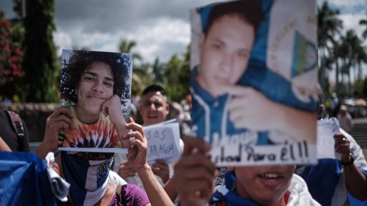 Ortega y la iglesia de Nicaragua en tensas relaciones