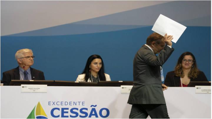 Petrobras estuvo presente junto a dos compañias chinas