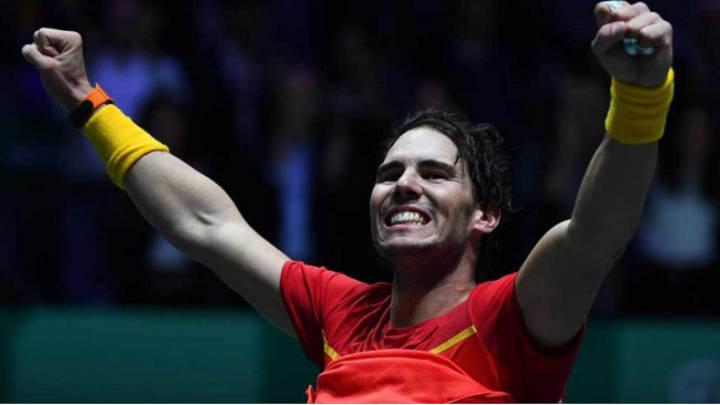 El tenista más valorado por sus triunfos.