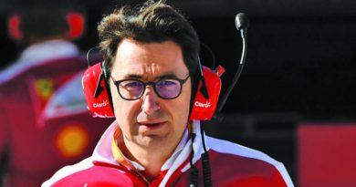 Alonso no entra en los planes, esta descartado.