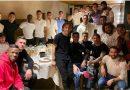 Amistad y verdadera camaradería en el Real Madrid