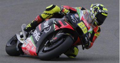 Andrea Iannone, moto GP
